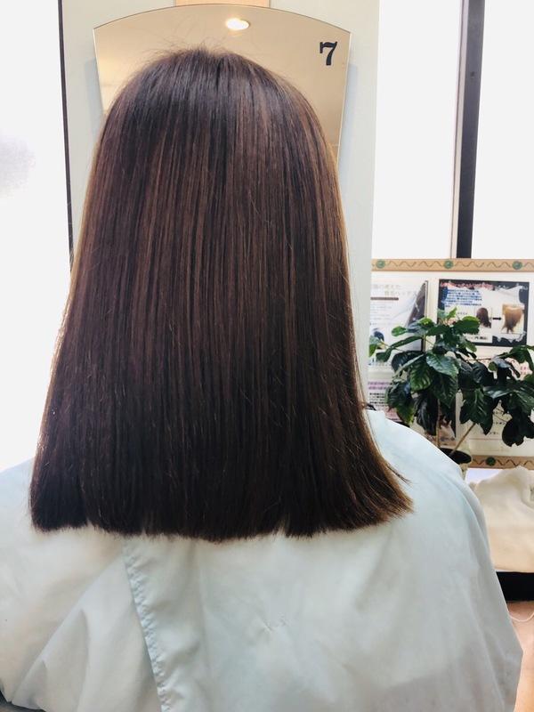 毛髪改善「美髪チャージ」